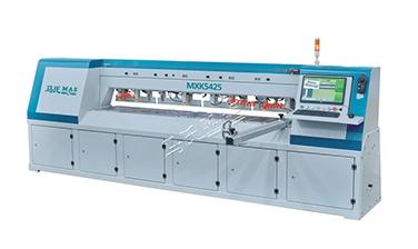MXK5425立卧锯铣加工中心
